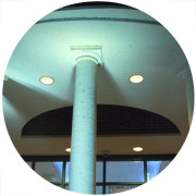 Smith Electric have provided Exterior Lighting both Functional and Decorative at the Ware County High School lighting